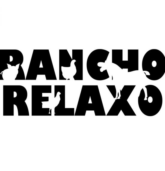 Rancho Relaxo Cutout Design - Various Merch Items